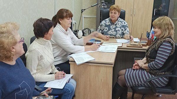 Состоялось рабочее совещание по вопросам «Социального паспорта» ветеранов Великой Отечественной войны