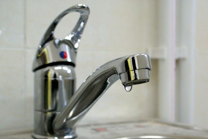 Подачу воды ограничат в связи с ремонтными работами