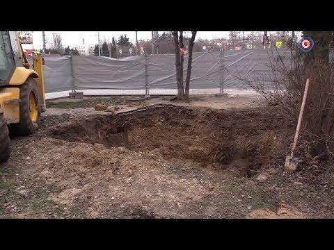 В Севастополе начали реконструкцию водовода протяжённостью почти четыре километра
