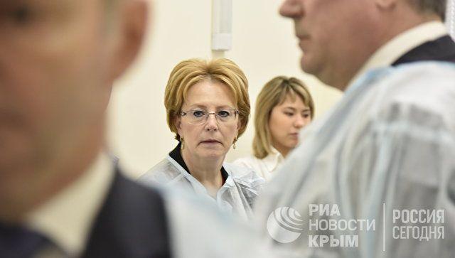 Экс-главе Минздрава Скворцовой нашли новую должность – СМИ