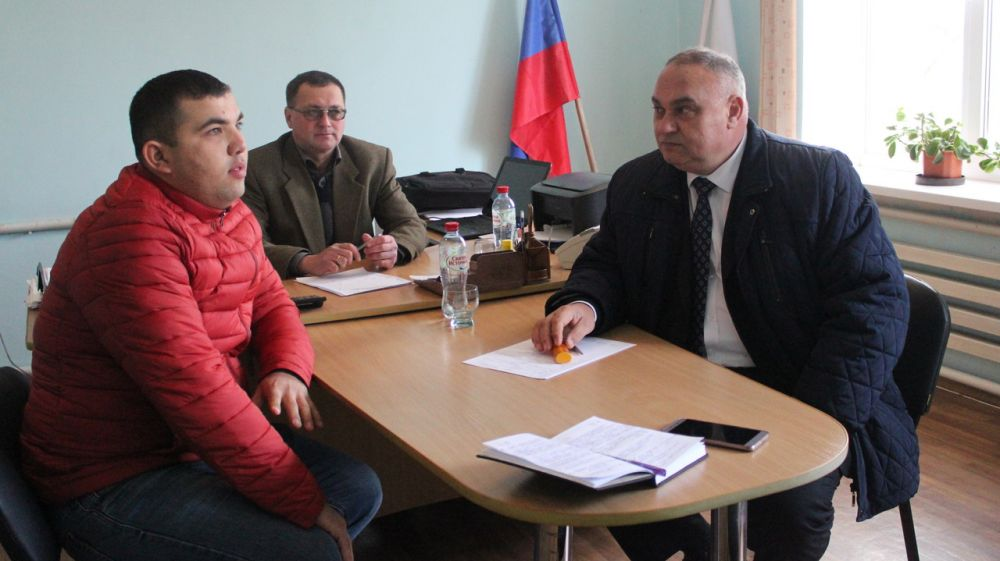 Василий Грабован провел выездную встречу с жителями Зерновского сельского поселения