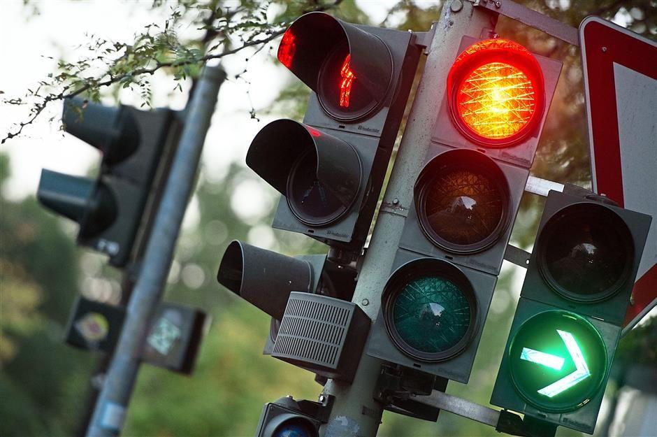 На дорогах Симферополя изменят светофорное регулирование
