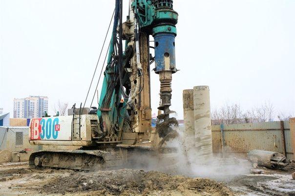 В Симферополе начали строить коллектор глубокого заложения. Идет подготовительный этап