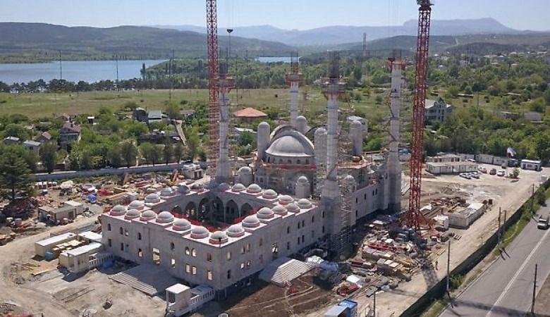 Росписью Соборной мечети в Крыму займутся более 50 лучших мастеров из Турции