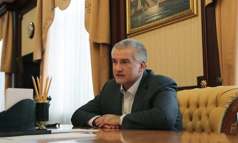 Аксенов запретил разрабатывать карьер на территории симферопольского детского лагеря