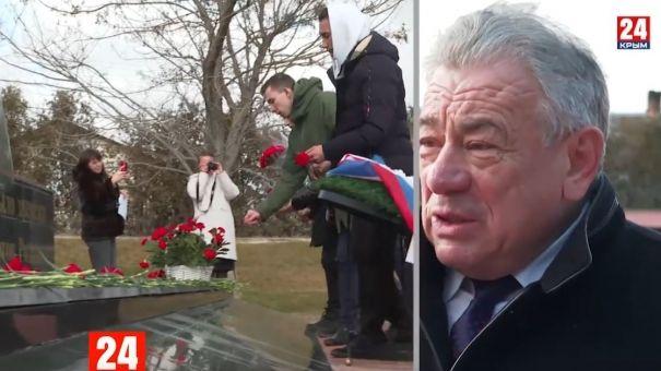 В Крыму почтили память жертв Холокоста