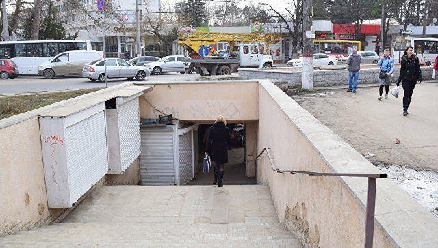 Как решат проблему спорного пешеходного перехода в Симферополе