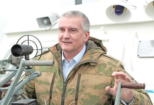 В российском Крыму хватит сил образумить любого шантажиста, — Аксёнов