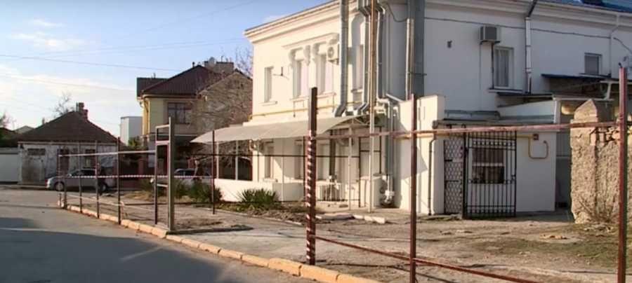 Реконструкция ветлечебницы встревожила севастопольцев