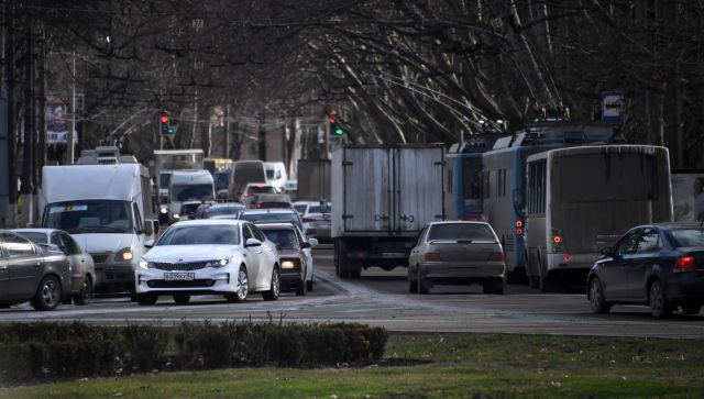 Где в Симферополе планируют изменить работу светофоров