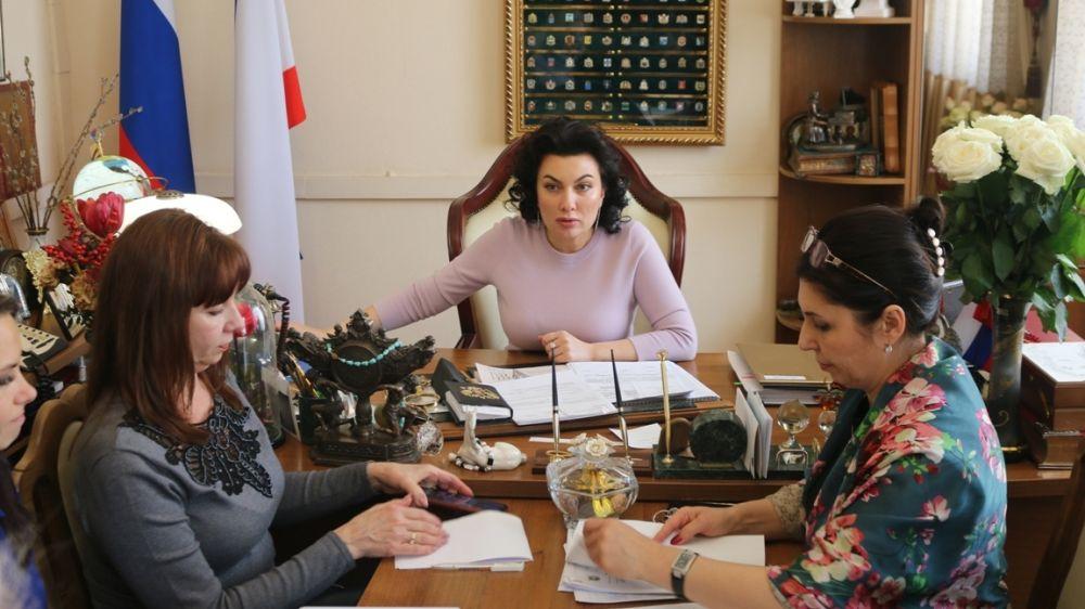Под руководством Арины Новосельской состоялось совещание по вопросу реорганизации Минкульта