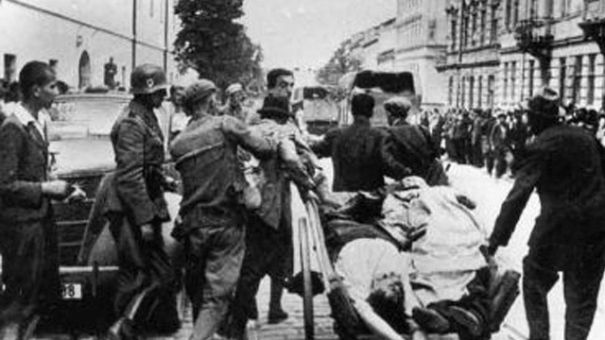ЦРУ шокировало мир правдой о службе Бандеры на Гитлера