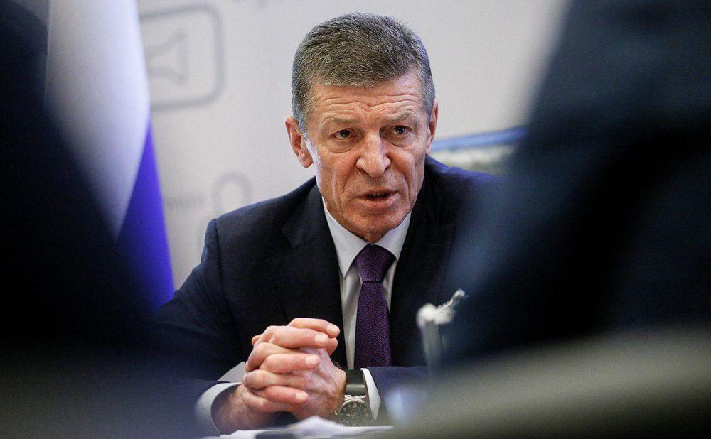 Экс-куратор Крыма стал замглавы администрации президента РФ