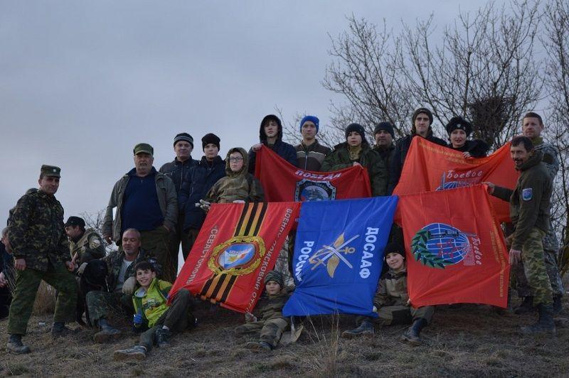 Севастопольское отделение ВООВ «Боевое Братство» приступило к поисковой работе — 2020