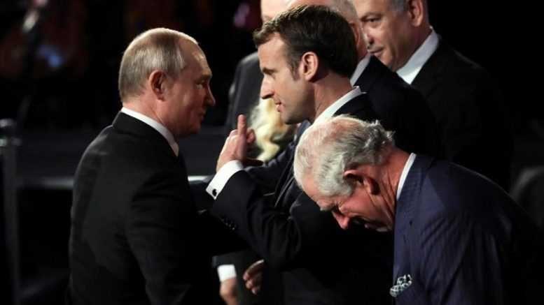 Первый шаг к новому миропорядку сделают в Кремле в день Победы