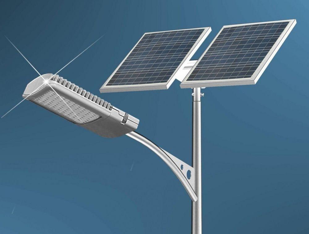В Ялте установят фонари на солнечных батареях