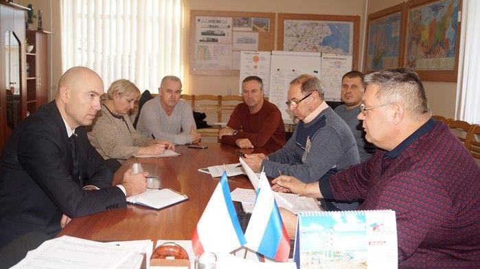 Владимир Трегуб провел встречу по вопросу сбора и вывоза твердых коммунальных отходов на территории Советского района