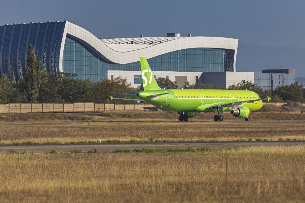 Рейс Симферополь-Иркутск возвращается после длительного перерыва
