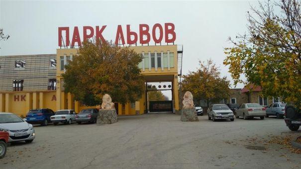 """Руководство парка """"Тайган"""" согласилось выполнить все законные требования властей Крыма"""