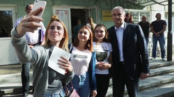Татьянин день: Аксёнов поздравил крымских студентов с Днём российского студенчества