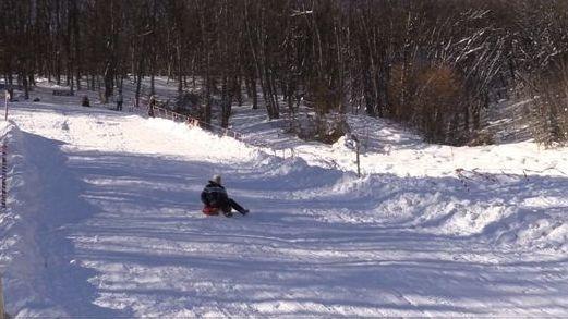 МЧС Республики Крым призывает: соблюдайте осторожность при зимних катаниях и отдыхе в горах!