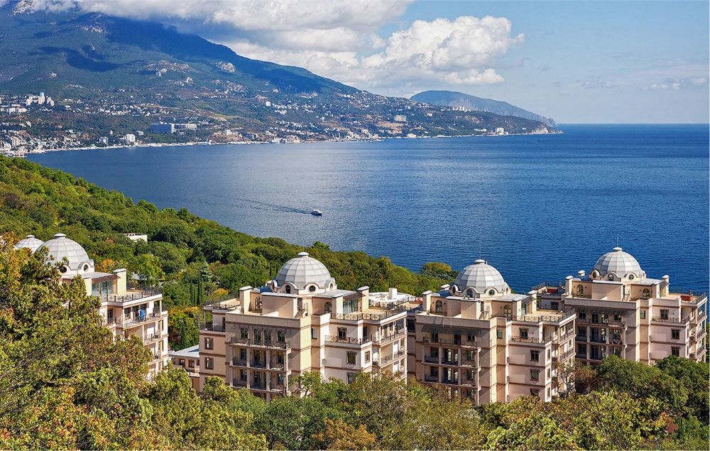 Цены на недвижимость в Крыму заняли второе место по дороговизне «вторички» в России