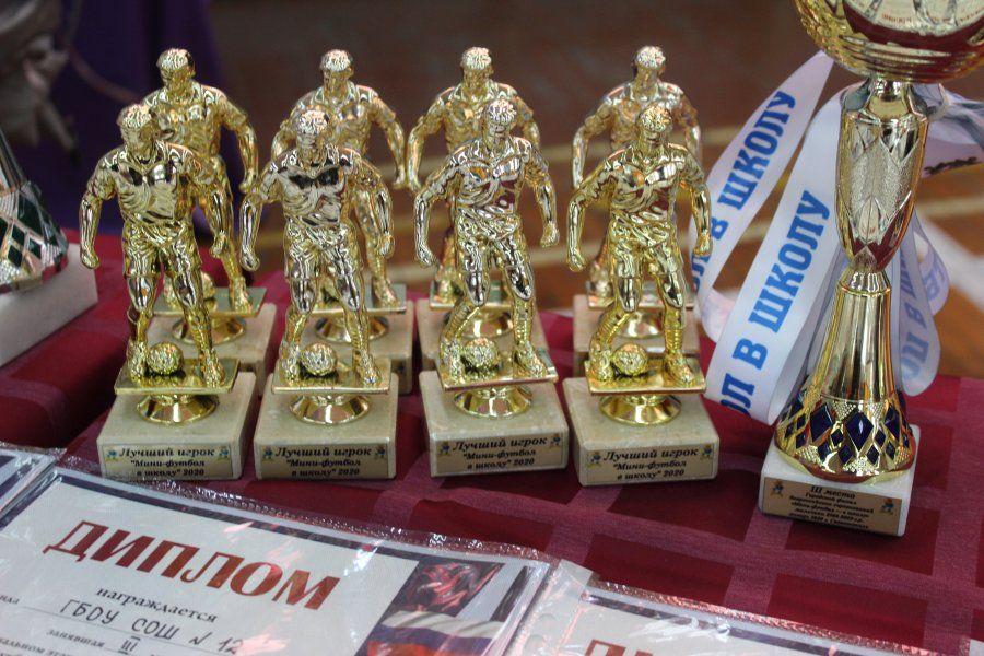 В Севастополе подвели итоги соревнований в рамках проекта «Мини-футбол в школы»