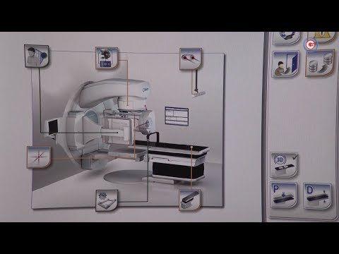 В Севастопольском онкодиспансере запустили лучевой ускоритель и новый аппарат МРТ (СЮЖЕТ)