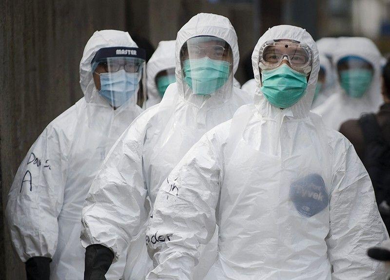 Роспотребнадзор о мерах по нераспространению «китайского» коронавируса