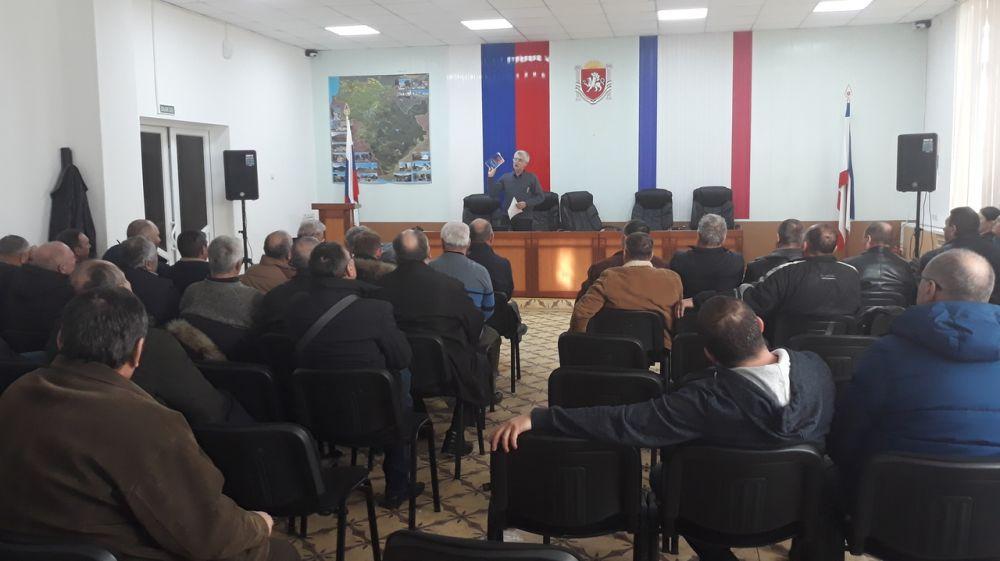 """""""Боевое братство"""" в Бахчисарае укрепляет свои ряды и деятельность"""
