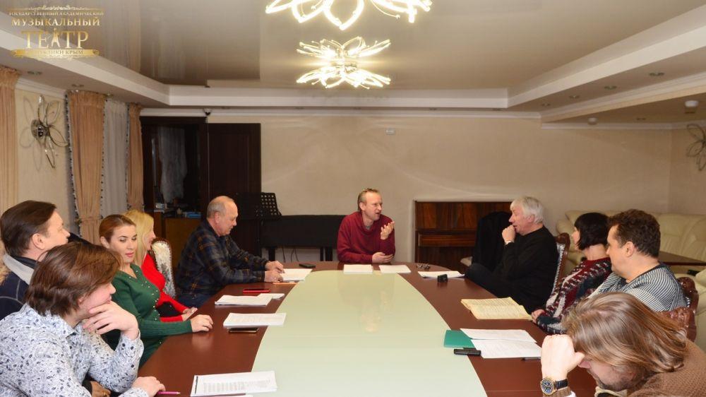 Премьеру оперетты «Летучая мышь» представит Государственный академический музыкальный театр Крыма
