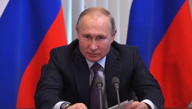 Путин произвел ротацию в президиуме Госсовета РФ