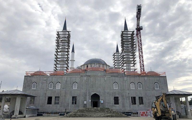 Турецкие парламентарии намерены принять участие в открытии Соборной мечети в Крыму. А Эрдоган?