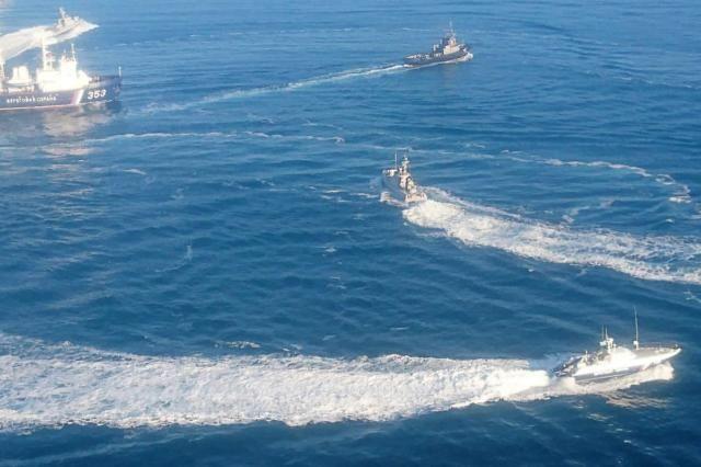 Украина задумала «морскую блокаду» Крыма