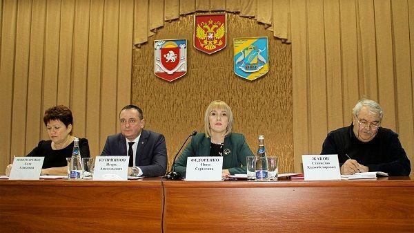 Состоялось первое заседание Совета территорий Джанкойского района