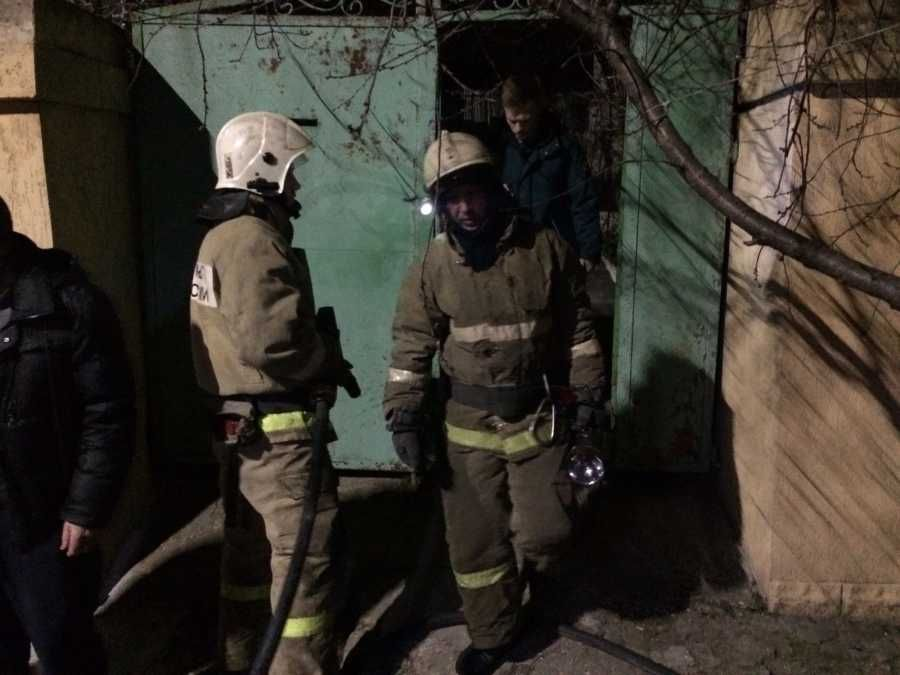 Один квадратный метр пожара в Севастополе убил двоих
