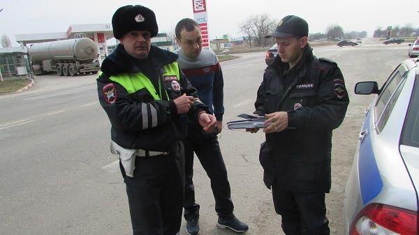 Проведён очередной рейд по выявлению нелегальных перевозчиков