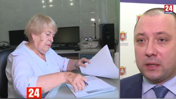 В Крыму будет больше земских врачей и фельдшеров