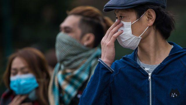 В России госпитализировали трех человек, вернувшихся из Китая