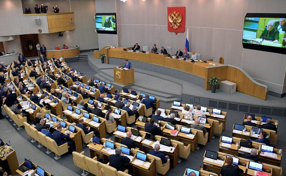 В Госдуме прокомментировали новые санкции ЕС против Крыма и Севастополя