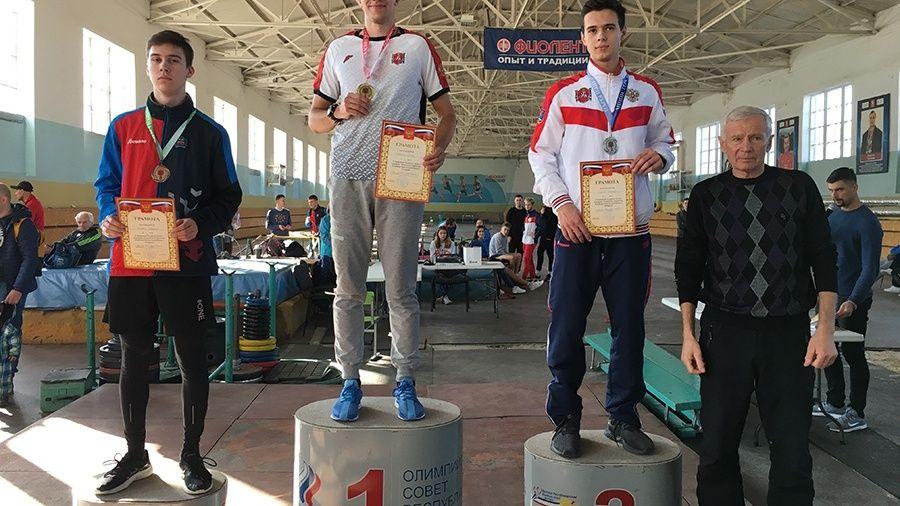 В Симферополе определили чемпионов Крыма по легкой атлетике в помещении
