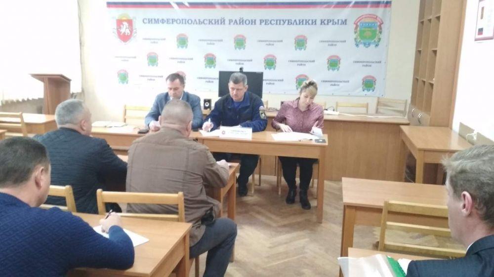 Сергей Шахов: Специалисты МЧС Республики Крым провели выездной прием граждан в Симферопольском районе