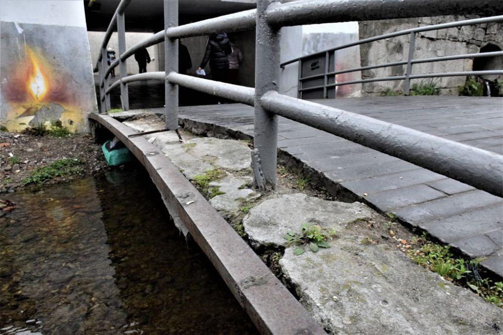 В Ялте к началу курортного сезона отремонтируют три пешеходных моста