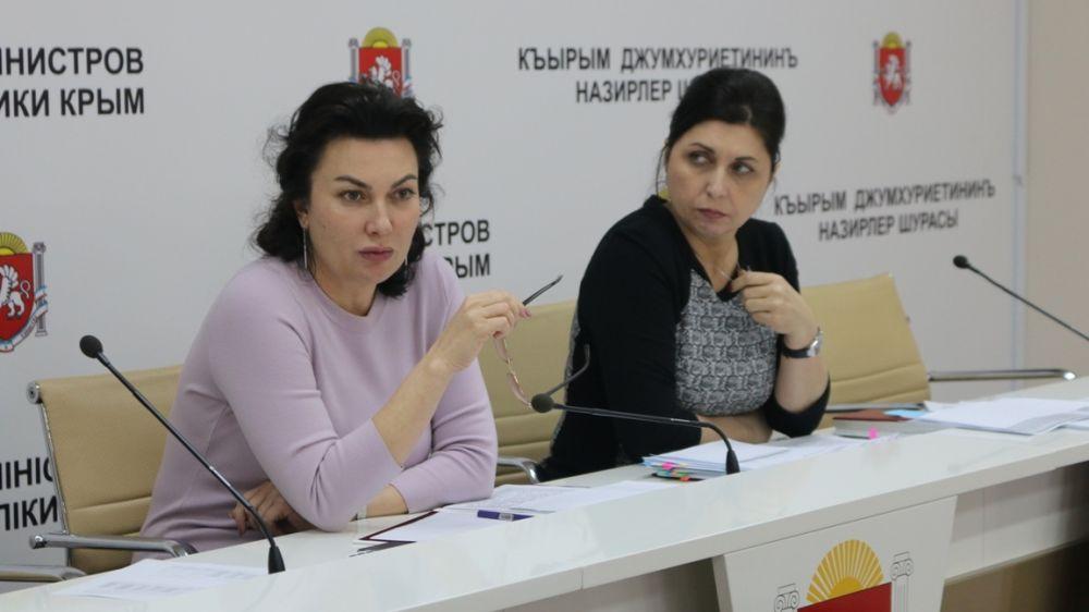 Арина Новосельская провела межведомственное совещание по вопросу оплаты труда работников школ дополнительного образования по видам искусств города Симферополь