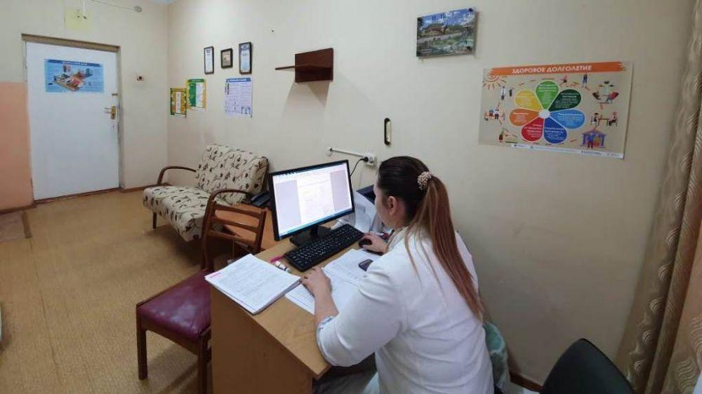 В поликлиниках Крыма открываются гериатрические кабинеты
