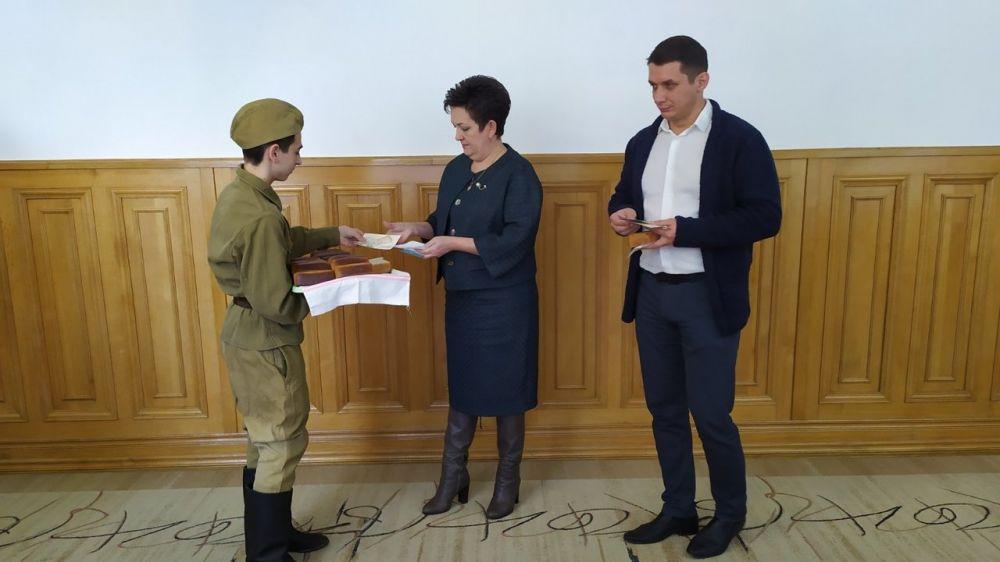 Галина Шабанова приняла участие во всероссийской акции «Блокадный хлеб»