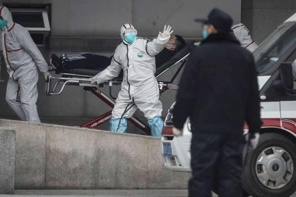 Стало известно, когда смертельный вирус из Китая появится в России