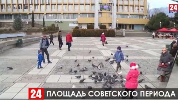 Успеет ли Алушта отремонтировать центральную площадь до старта курортного сезона