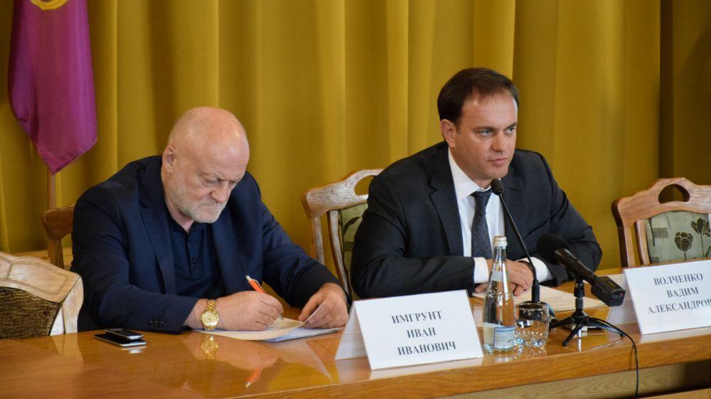 Вопросы подготовки к курортному сезону в Большой Ялте должны быть решены в ближайшее время – Вадим Волченко
