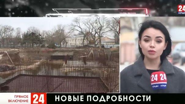 На Евпаторийской набережной нашли нарушения на 200 миллионов рублей